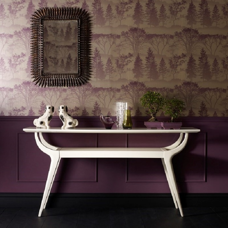 How to Use Purple in the Home