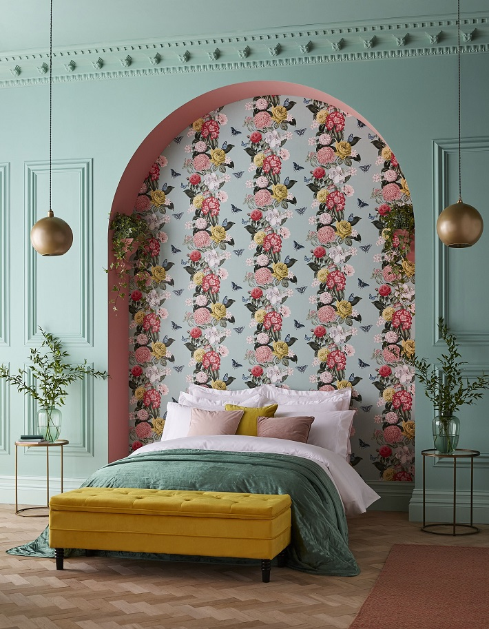 Wallpaper and Colour Of The Year 2020