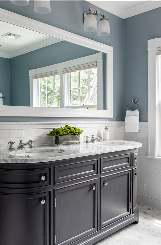 How To Choose Paint For A Bathroom