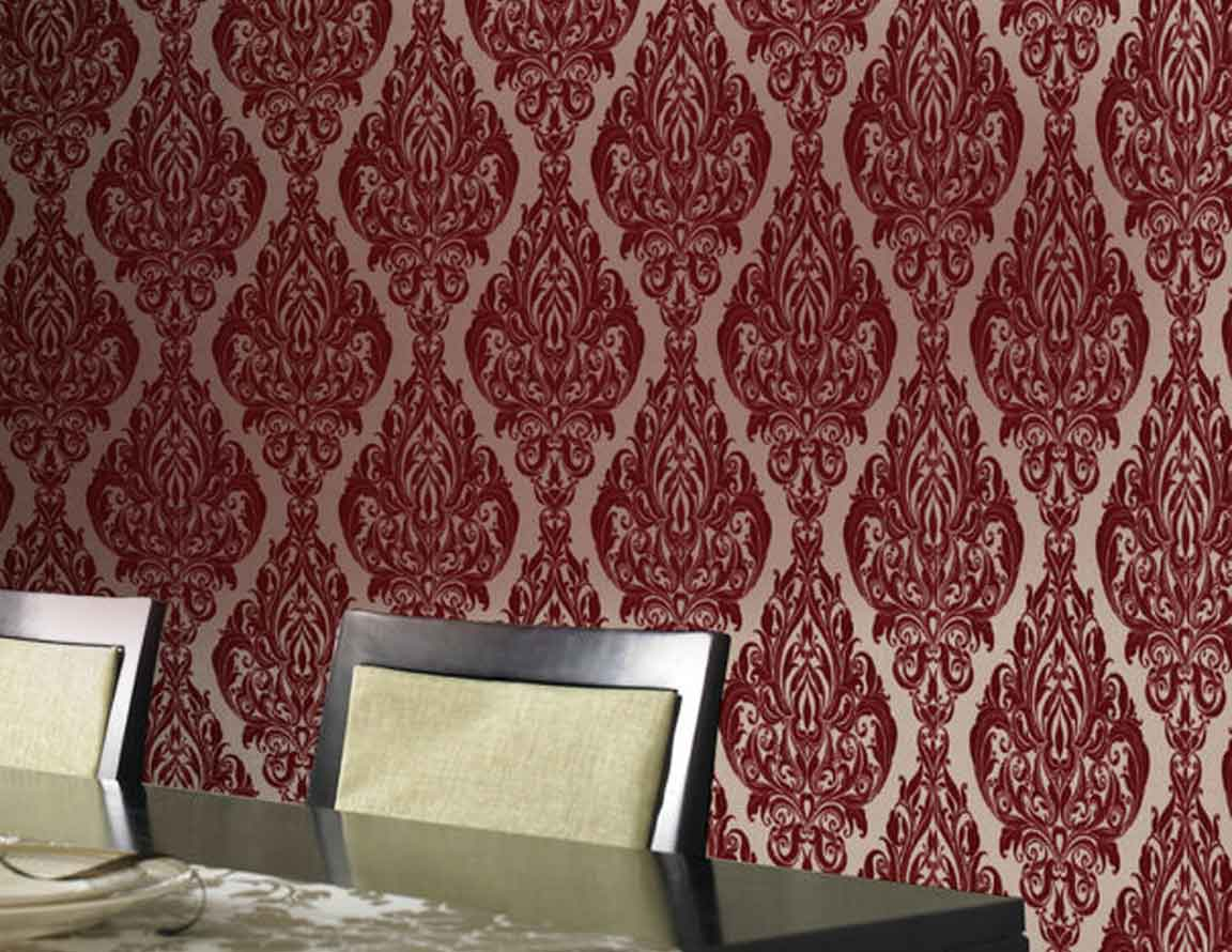 wallpaper  wall art for home interiors  graham  brown - dining room