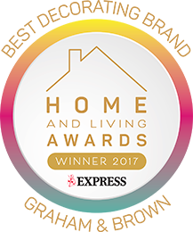 Best Decorating Winner 2017 Brand - The Express Home & Living Awards