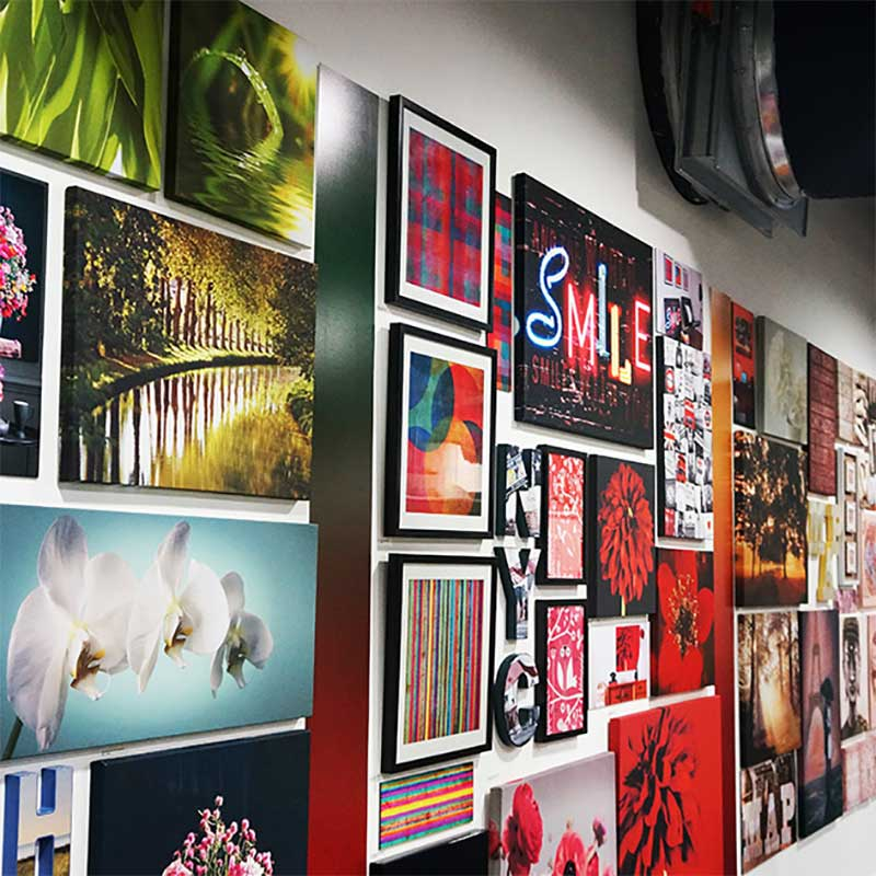 Wall Art Gallery Tour
