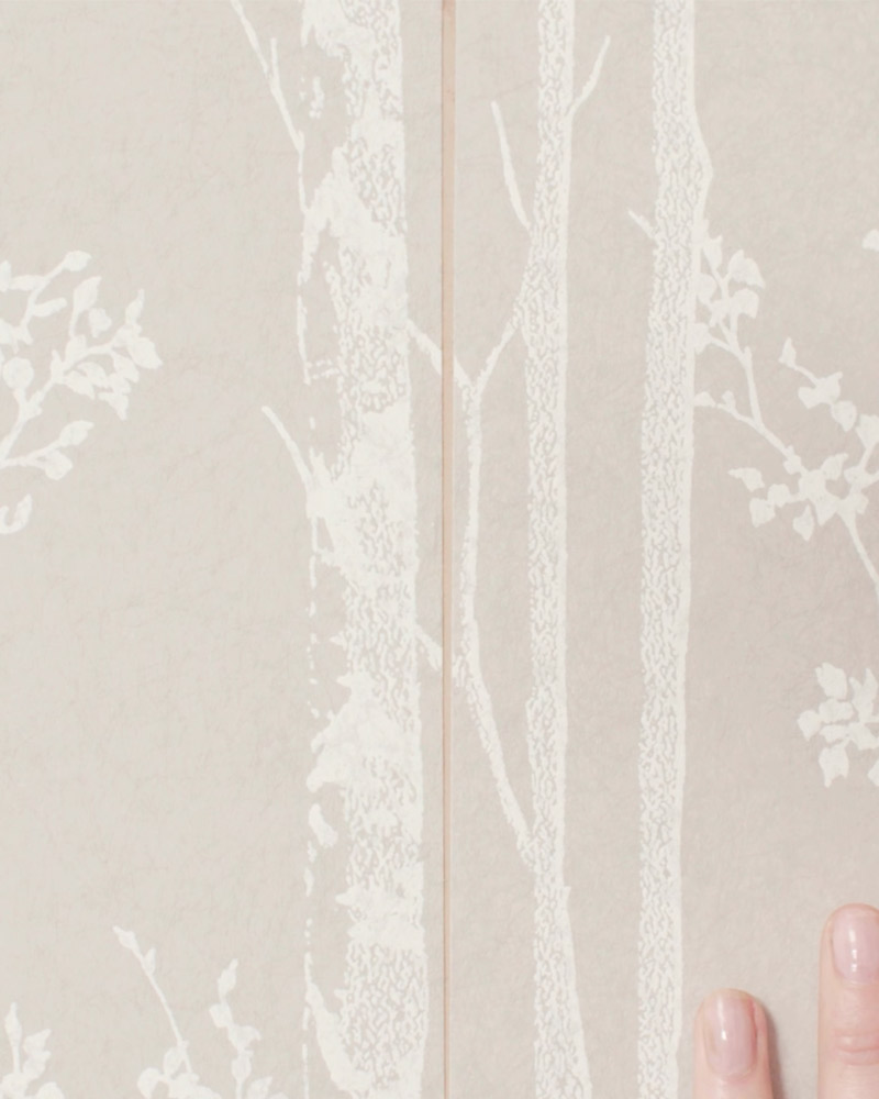 How to hang wallpaper | Step by step