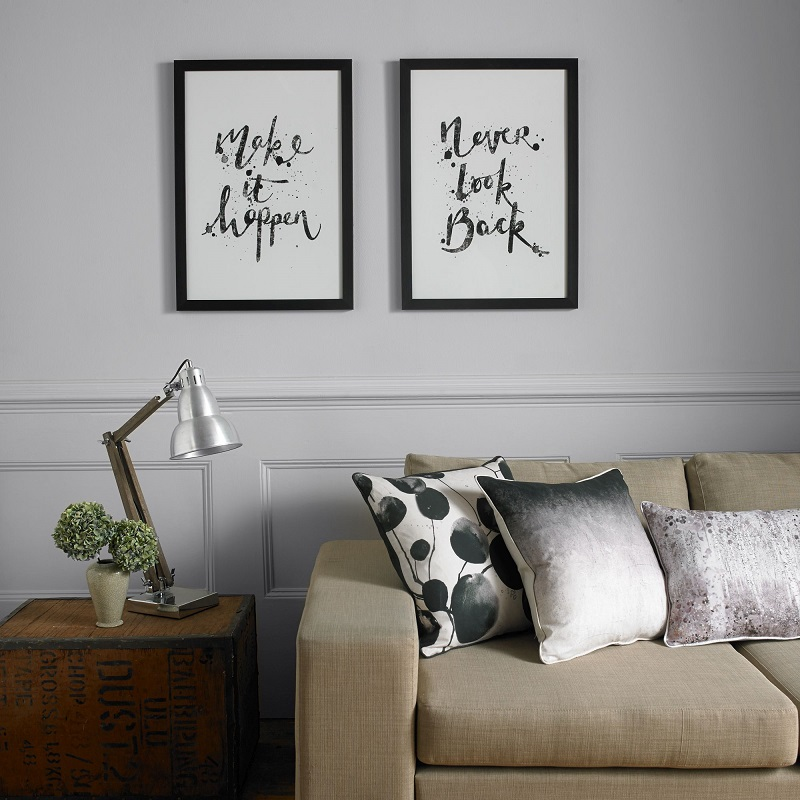 Soft furnishings in the home