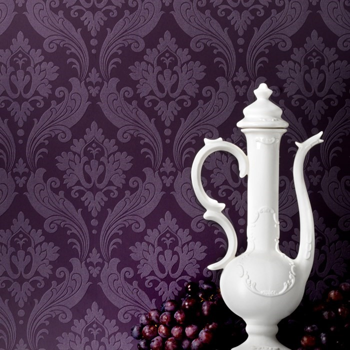 How To Use Purple In The Home Graham Brown