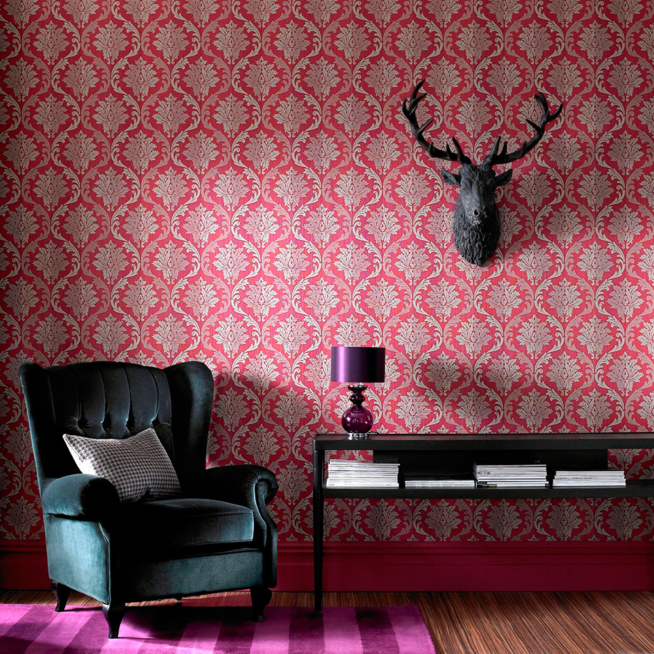 Wallpapering For A Living Room How To Get Your Home Ready For Christmas
