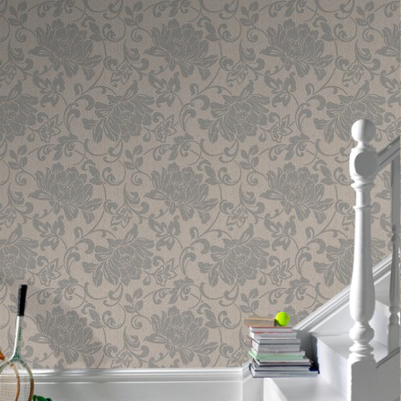 Superfresco Easy Paste The Wall Jacquard Floral Natural Wallpaper Was 16 Ebay