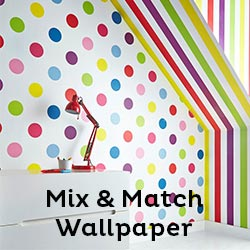Children's mix & match wallpaper