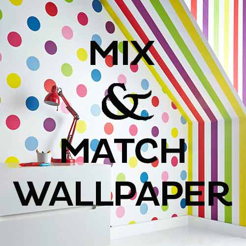 Mix & Match Wallpapers