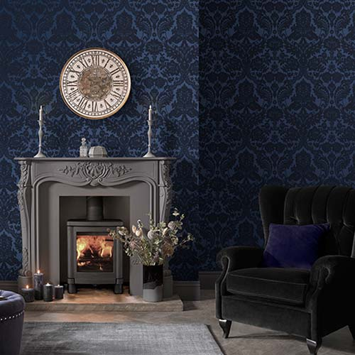 Living Room Wallpaper Wallcoverings For Living Rooms