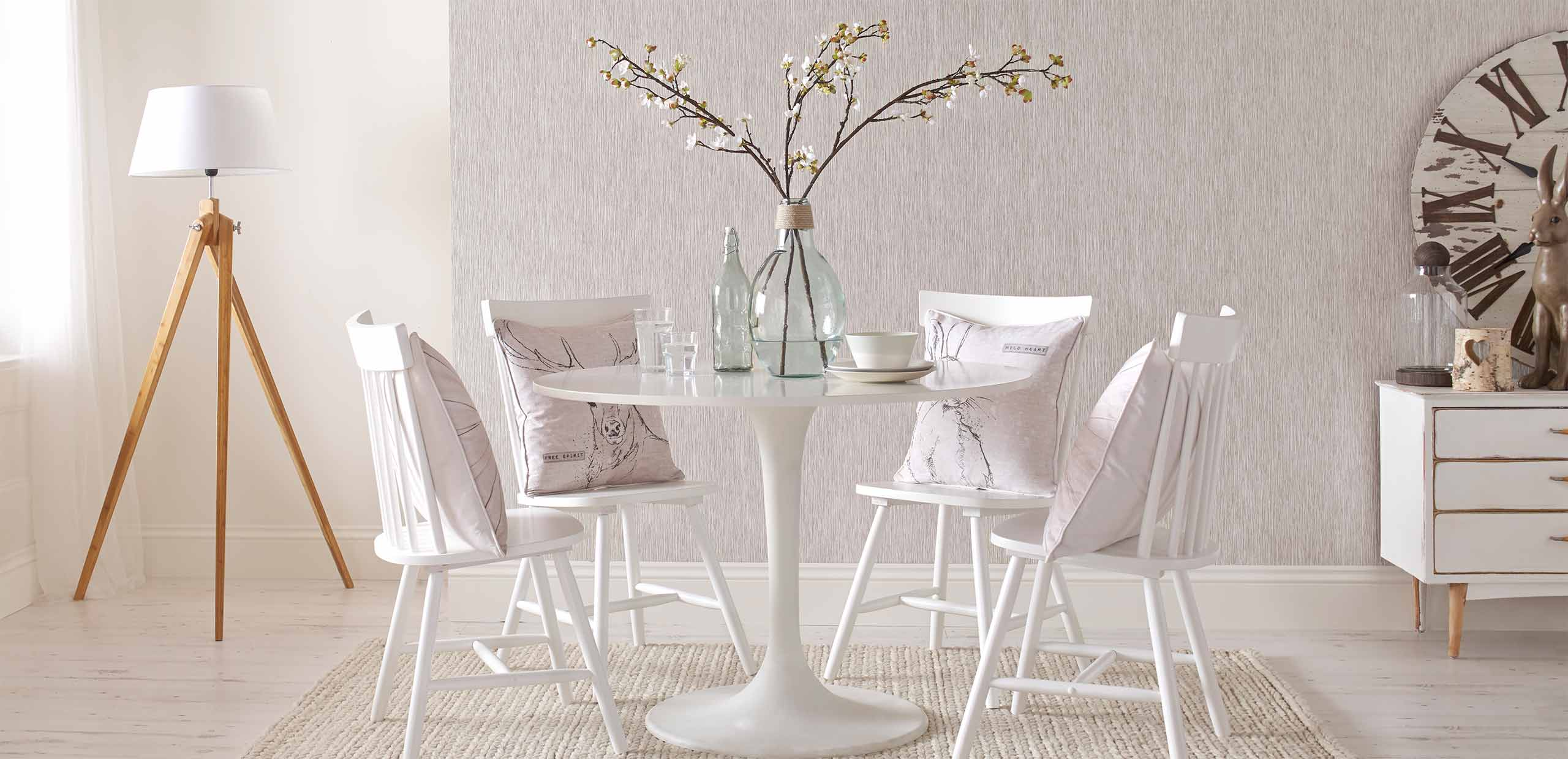 Dining Room Wallpaper | Wallpaper for Dining Rooms